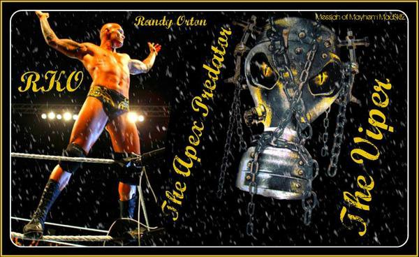 Randy Orton :
