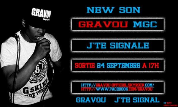 """Gravou mgc J'te Signale"""" (djdk) (2011)"""