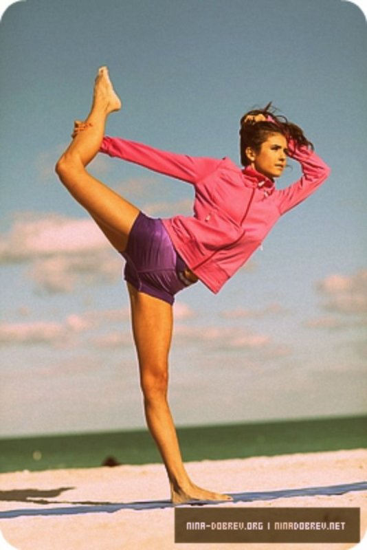 << Le sport est un moyen de nous libérée de notre rude journée... >>