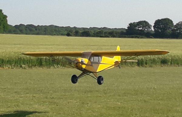 Piper 3.60 120cc bicylindre