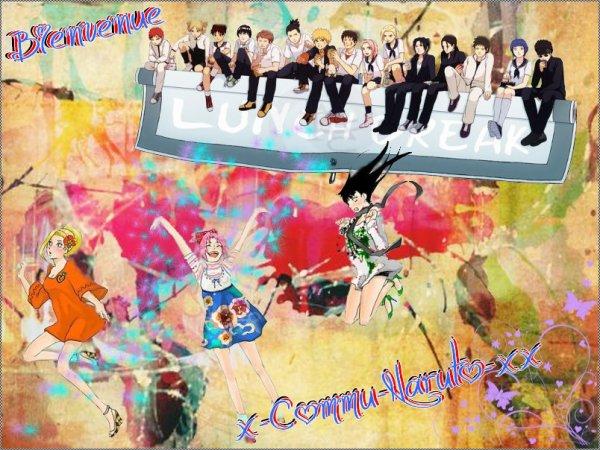 × Bienvenue ×
