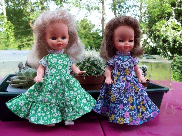 jolie robe de printemps