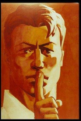 L'art véritable n'a que faire de proclamations il s'accomplit dans le silence.