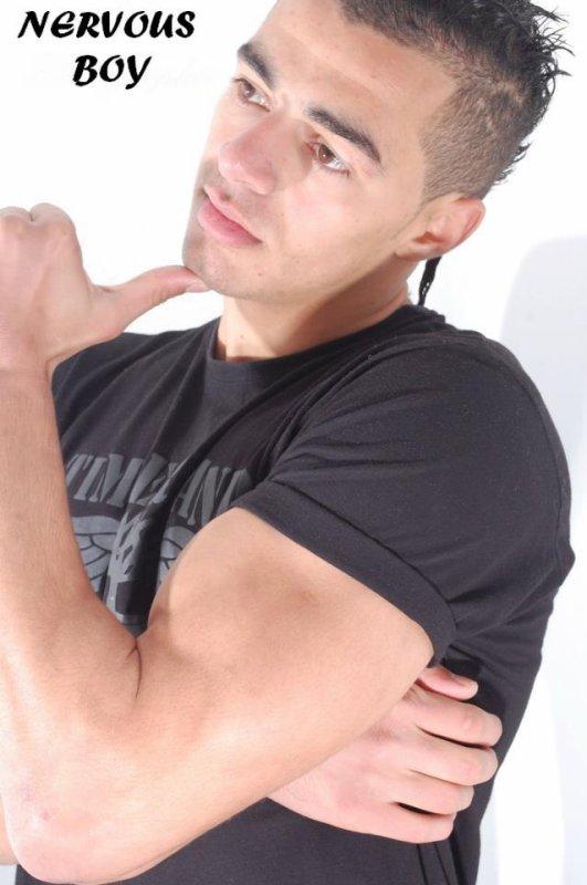 *Hicham Mallouli_______NERvous-Boy !!!