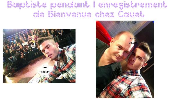 ~Baptiste dans un manège + paroles Showtime + Baptiste chez Cauet ~