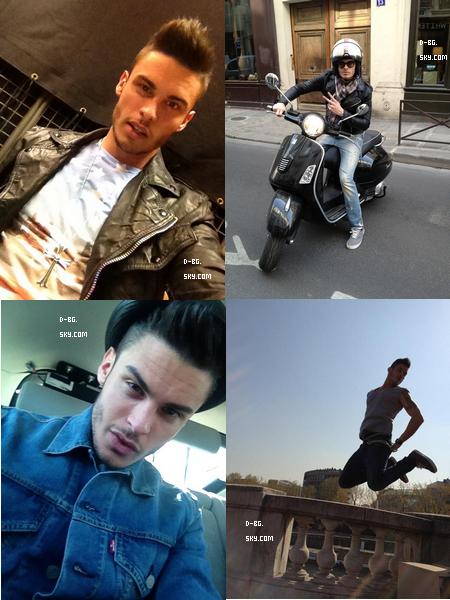 ~Mon coeur bat pour Baptiste Giabiconi ♥  ~