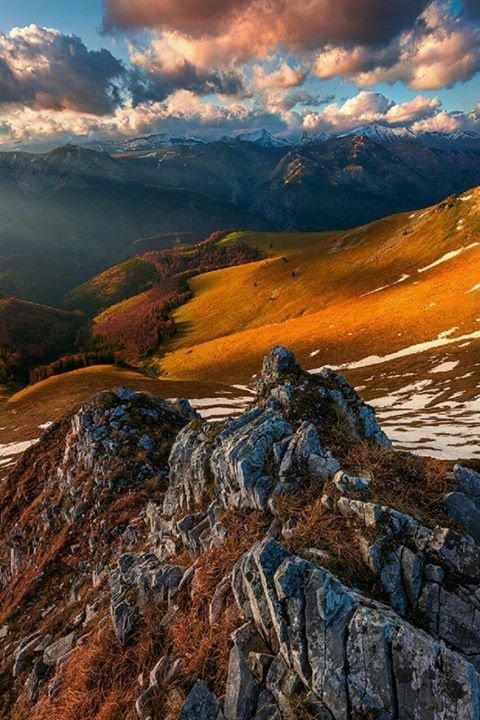 Varful solea - Mountain