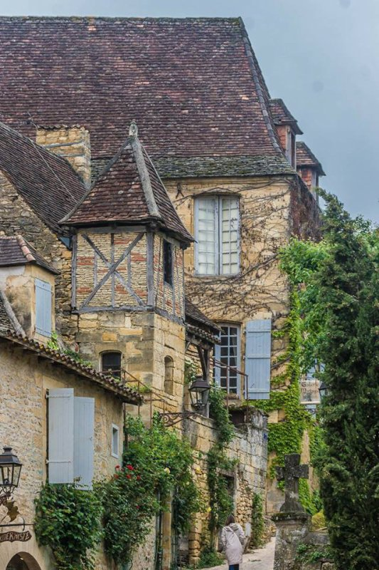 Sarlat-la-Canéda #France