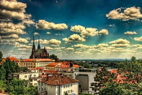 Moravie-du-Sud #Républiquetchèque ☁️