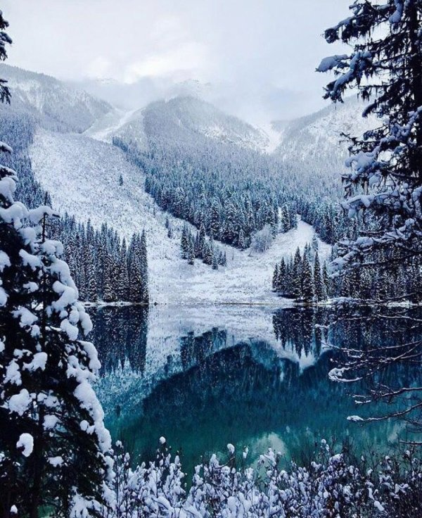 Wishlist: Emerald Lake Loke, Calgary Ca ❄