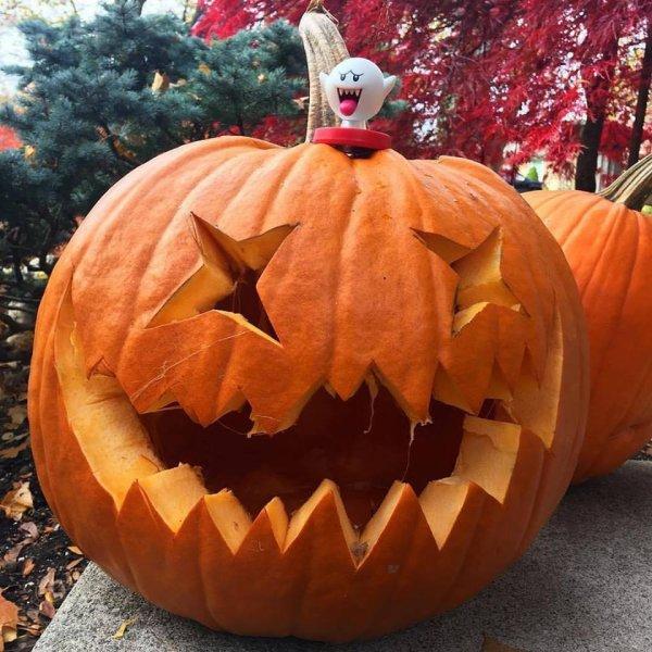 Joyeux #halloween à tous