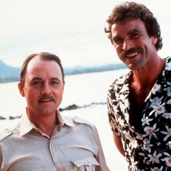 Hier Matinale @CNEWS : Décès de John Hillerman le fabuleux Higgins de #Magnum avec Tom Selleck. Il avait joué dans #Kojak #Arabesque #Lacroisieresamuse