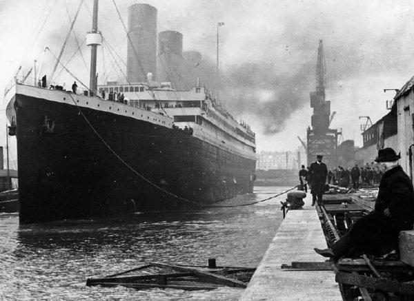 10 AVRIL 1912 - 10 AVRIL 2018  Il y a 106 ans aujourd'hui, RMS Titanic quittait le port de Southampton pour son dernier voyage inaugural.