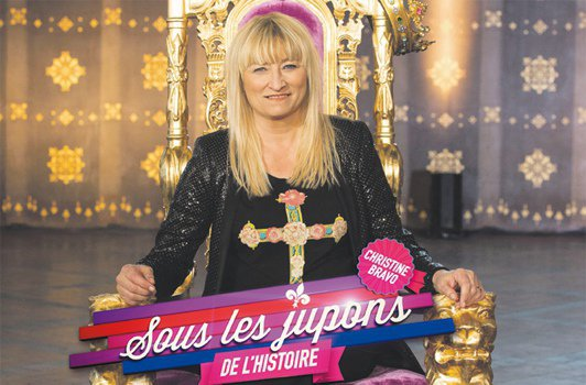 """""""SOUS LES JUPONS DE L'HISTOIRE"""""""