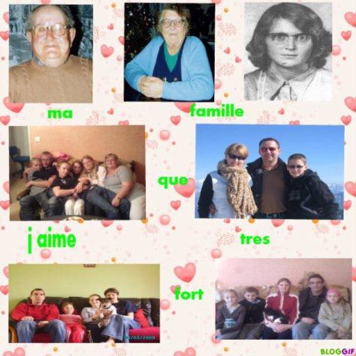 LA FAMILLE DE NOUS