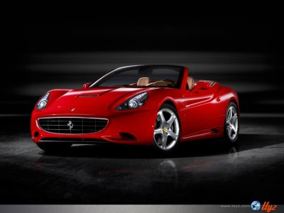 Ferrari California -