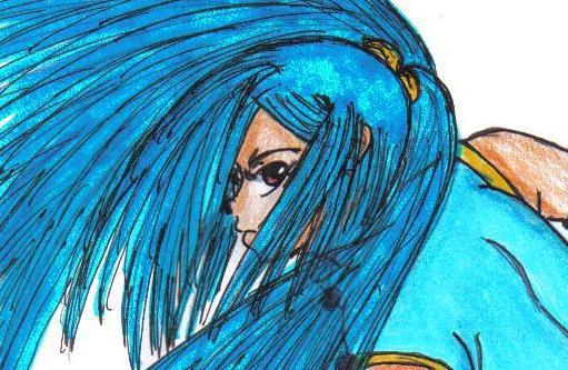 Fans-Fics de Mitsuki Evans (Sarah Evans)