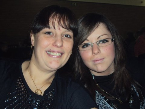 Nicole & Ophéliie <3