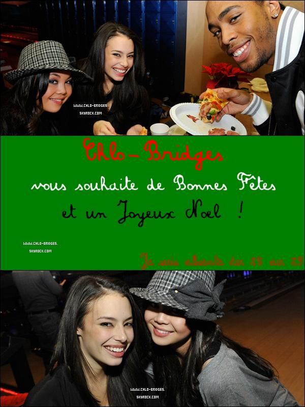 .    D'autres photos de l' Anniversaire d'Anna Maria PdeT avec Chloe      Attendez, ça lui fait combien de meilleures amies là ?  .
