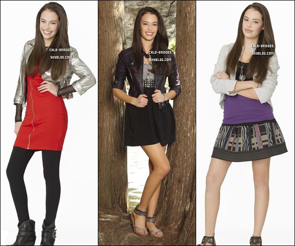 .     Quel shoot de Chloe pour Camp Rock 2 préfères-tu ?           .