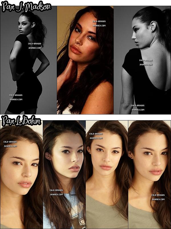 .  Découvre 2 shoots de Chloe datant de 2010 Lequel préfères-tu ? Quelle note leur donnerais-tu ? .