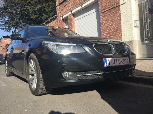 Ma caisse BMW série 5