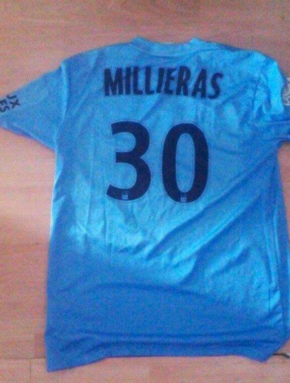 Ensemble Millieras Chateauroux saison 2010-2011
