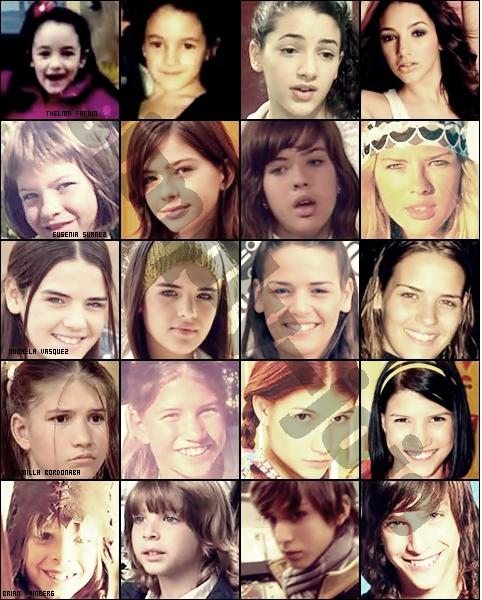 Evolution des acteurs Argentins