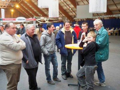 Gravelines 2011, Journée franchement conviviale, merci les gars!!!!