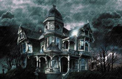Blog de causettine page 25 ph nom ne paranormal et sorcellerie - Dessin de maison hantee ...