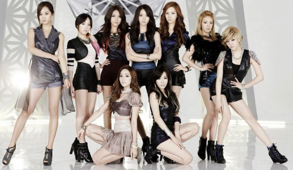 SNSD  / Girl's Generation  ( i'm Sones )