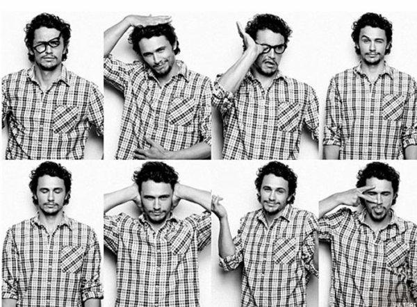 # 242  _ · ` James Franco