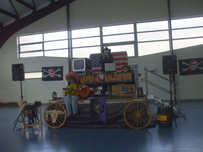 animation bal country le 31 octobre