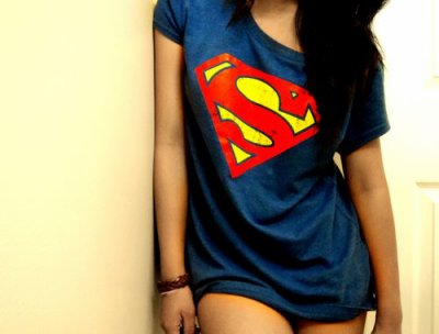 I'm your SuperWoman...#
