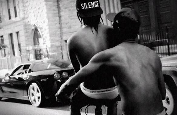 Silence...?