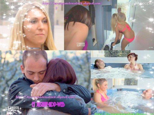 ADP épisode 4: Caroline quitte l'aventure...