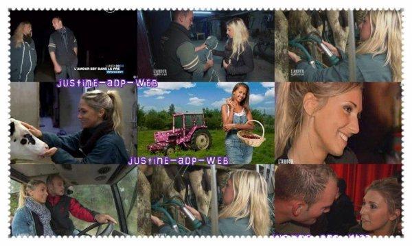 Justine dans le 7e épisode de l'ADP