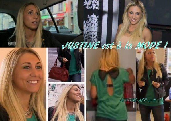 Justine et la Mode