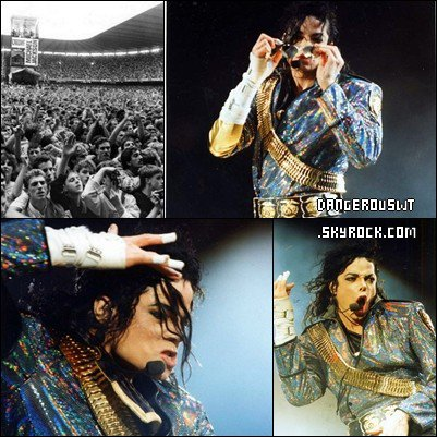 5 Août 1992 : Michael se rend à Cardiff aux Pays de Galles  August 5th 1992 : Michael is on tour in Cardiff in Wales