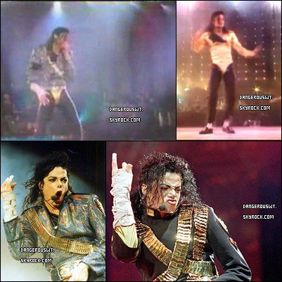 13 Septembre 1992 : Michael est en tournée à Paris en France September 13rd 1992 : Michael is on tour in Paris in France