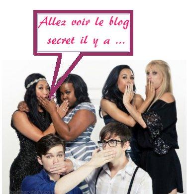 Blog Secret!
