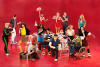 Glee cast photoshoot
