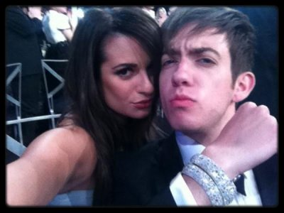 Photos twitter Lea Michele