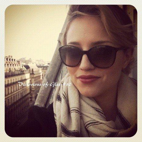 Nouvelles photos twitter de Dianna!!<3