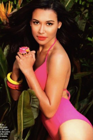 Mes photos coups de coeur du twitter de Naya Rivera