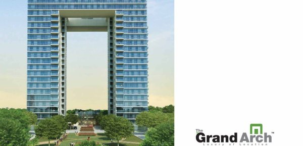 The Grand Arch- where luxury means location