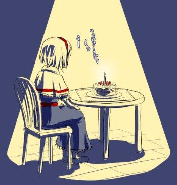 Un anniversaire ... vraiment pourri