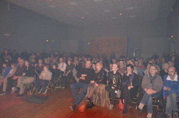 """BATKIFF 2013   Les Batteurs Rient présentent leur nouveau CD """"Peace for l'homme"""" le 26 janvier 2013 à Port Ste Foy"""