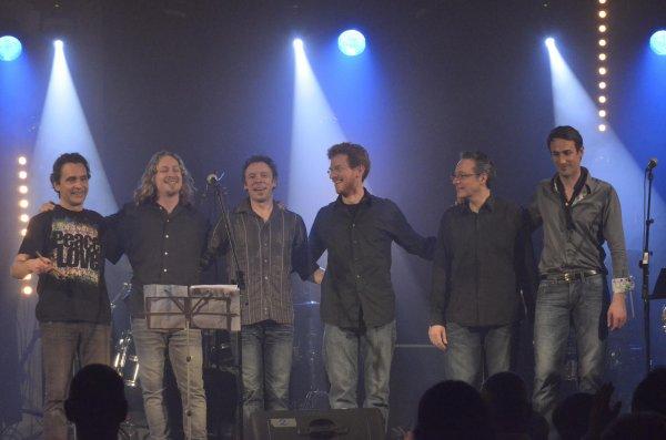 BATKIFF 2013    Le groupe BOSS a conquis la salle avec ses reprises soul et funk