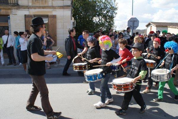 Dimanche 24 mars 2013 Carnaval à Port Sainte Foy